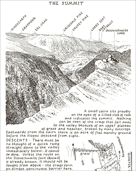 Wainwright's Guides to the Lakeland Fells and Other