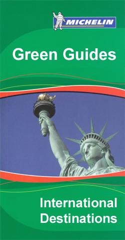 Michelin Green Guides International Destinations  Stanfords
