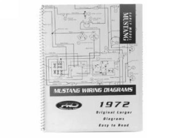 1969 mustang pro wiring diagram manual large format