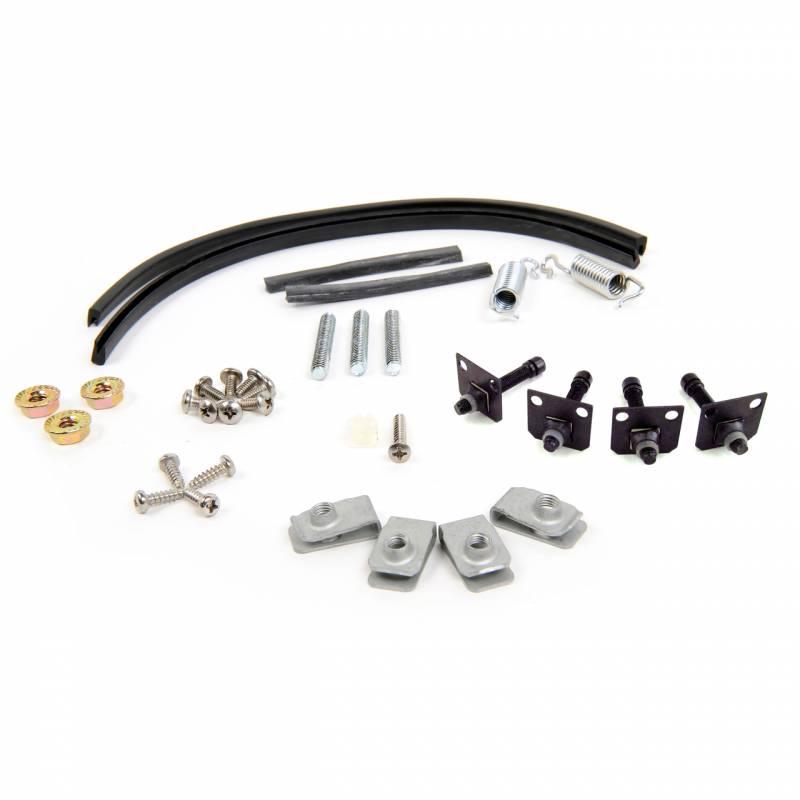 69 Mustang Headlight Assembly Hardware Kit, 34 pcs (Does 1