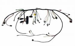 1966 Mustang Under-Dash Wire Harness w/Premium Fuse Box