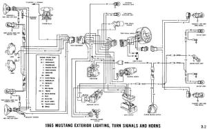 Wiring Flaming River column in a 65 | Mustang Forums at StangNet