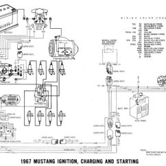 Nissan Patrol Alternator Wiring Diagram John Deere 4430 67 Mustang Auto Electrical Not Charging Battery What S This Wire