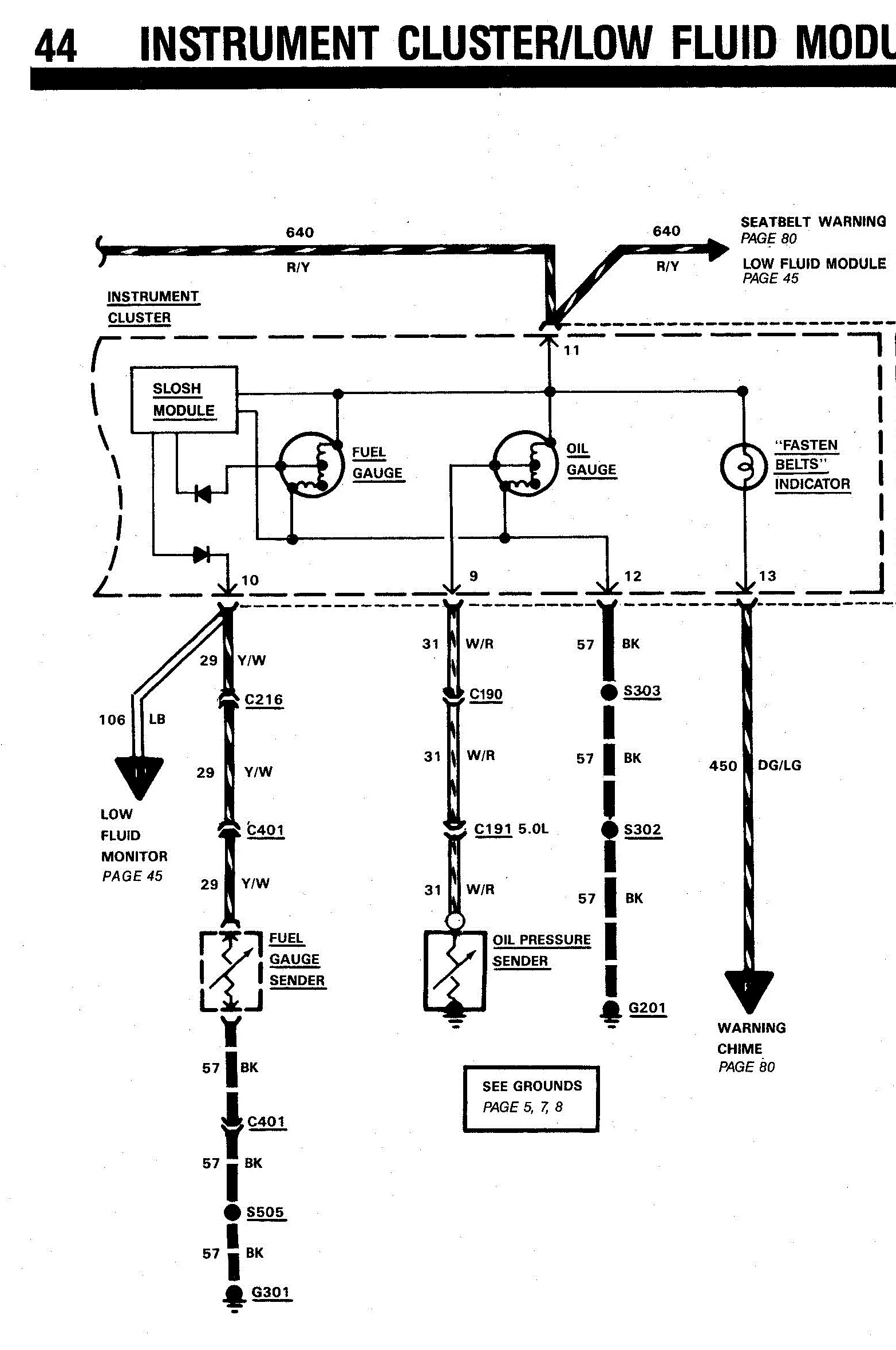 hight resolution of help with oil pressure gauge mustang forums at stangnet sn95 gauge oil pressure wiring diagram