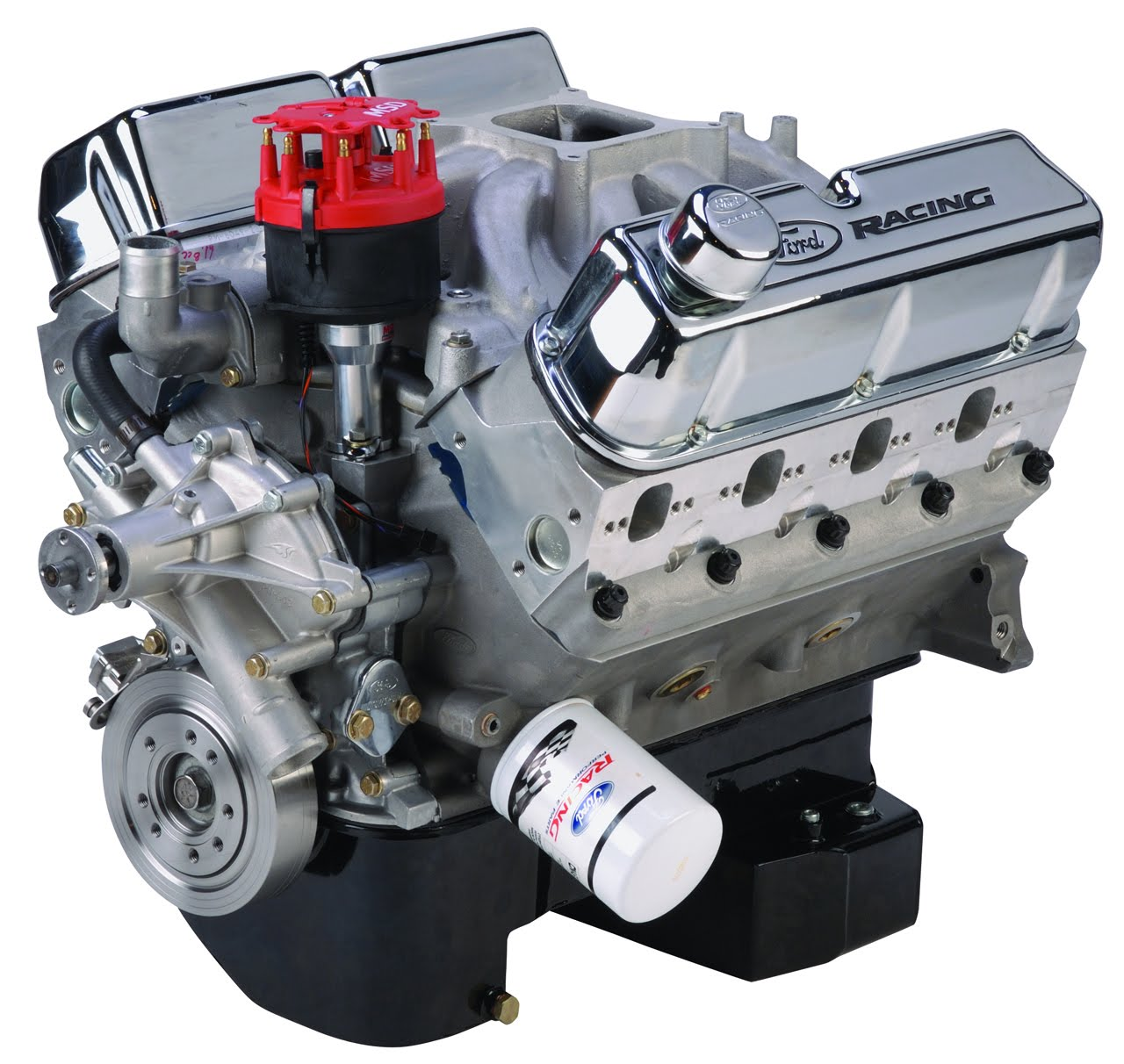 New Ford Crate Motors Up To 535-HP!