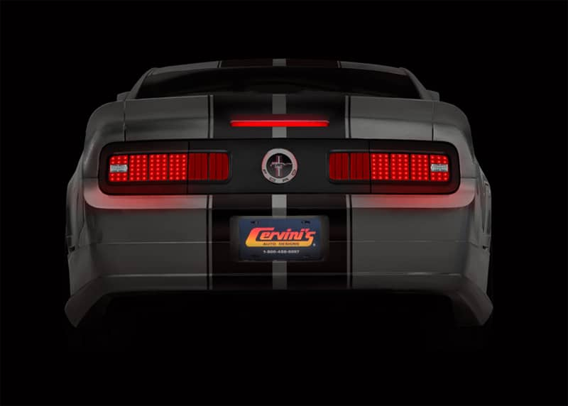 Cervini Retro Tail Light Conversion Stang Pit