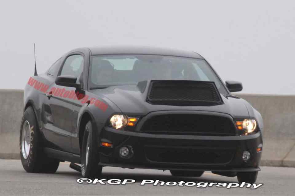2013 Cobra Jet Will Eat Your Family