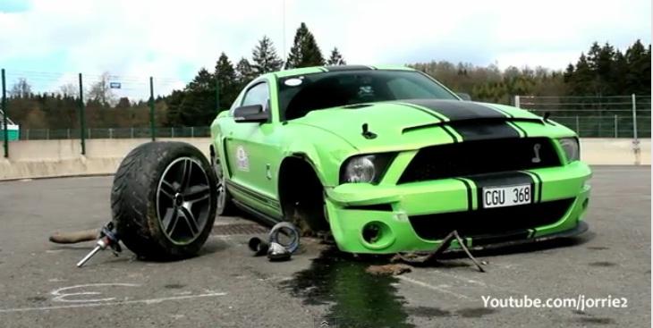 Funny Car Tires