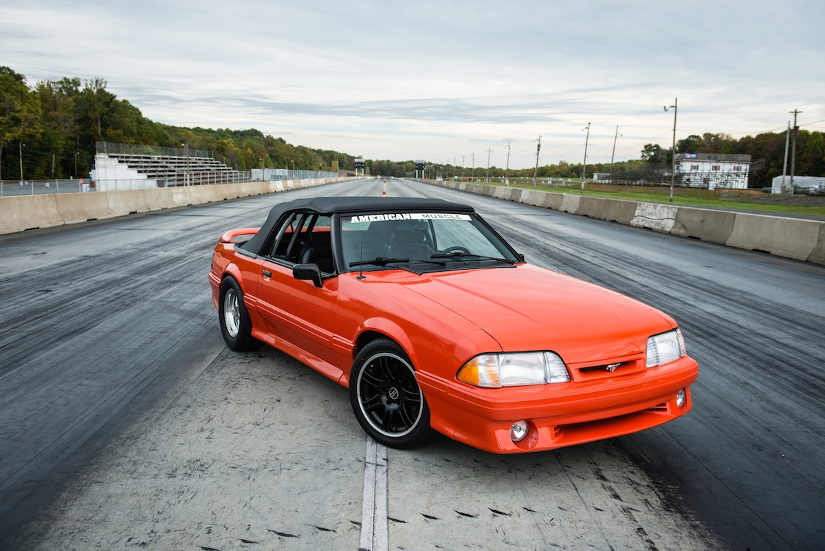 Video American Muscle Project Fox Body Part 4 Going 11 S