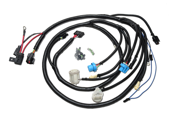 ron francis wiring harness coyote motor