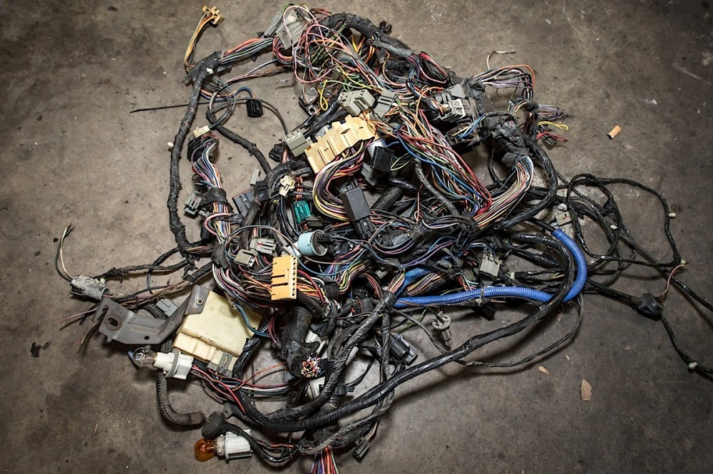 medium resolution of funny wiring harness