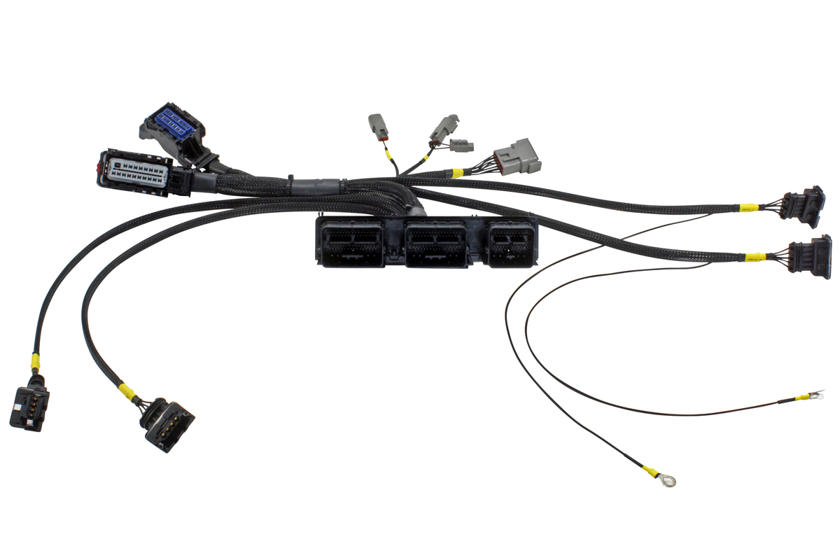 AEM Debuts Infinity ECU Plug & Play Adapter Harness for