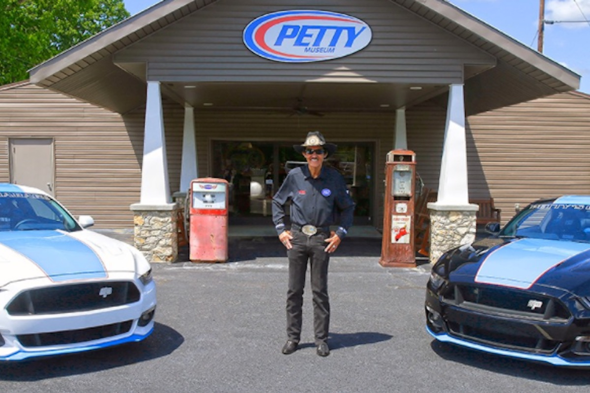 petty s garage selling