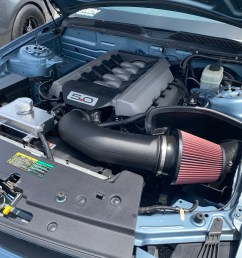 10 s on a budget brenspeed s coyote swap 6 cylinder 2005 mustang [ 4032 x 3024 Pixel ]