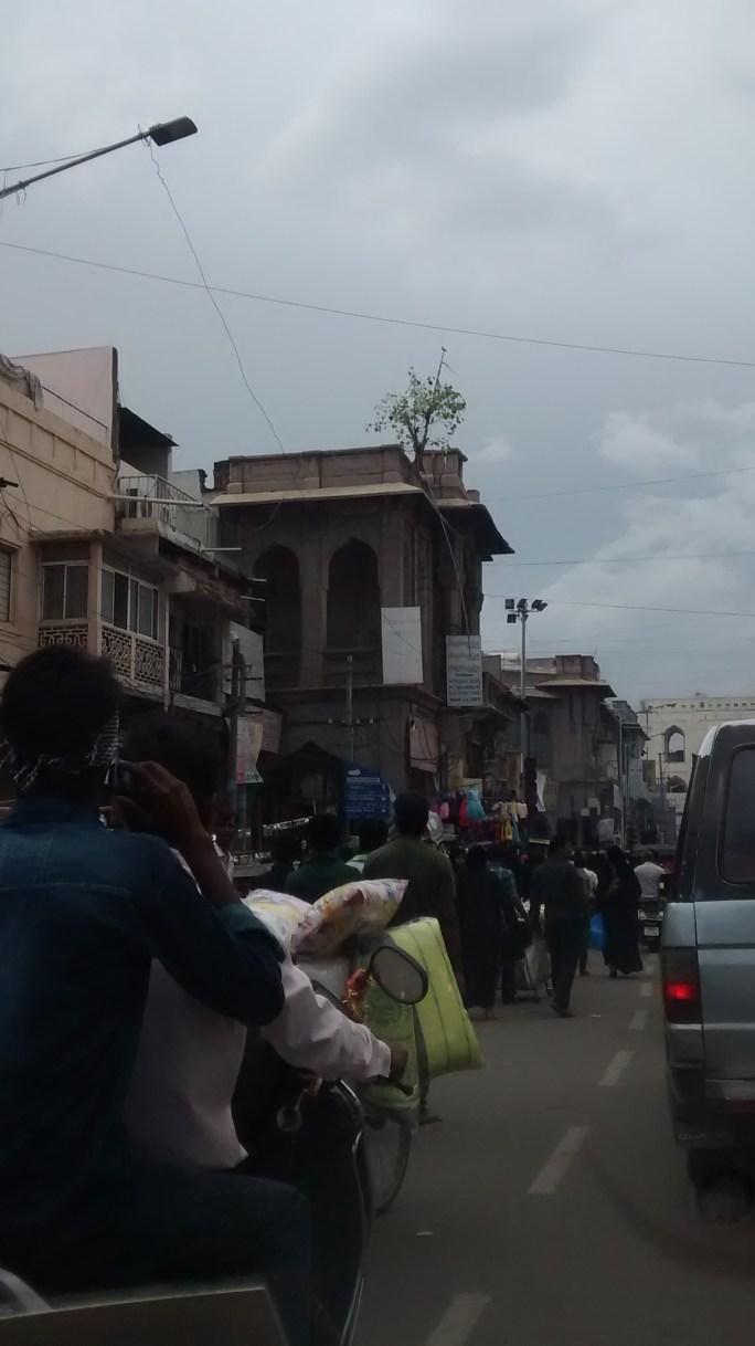 Charminar Market