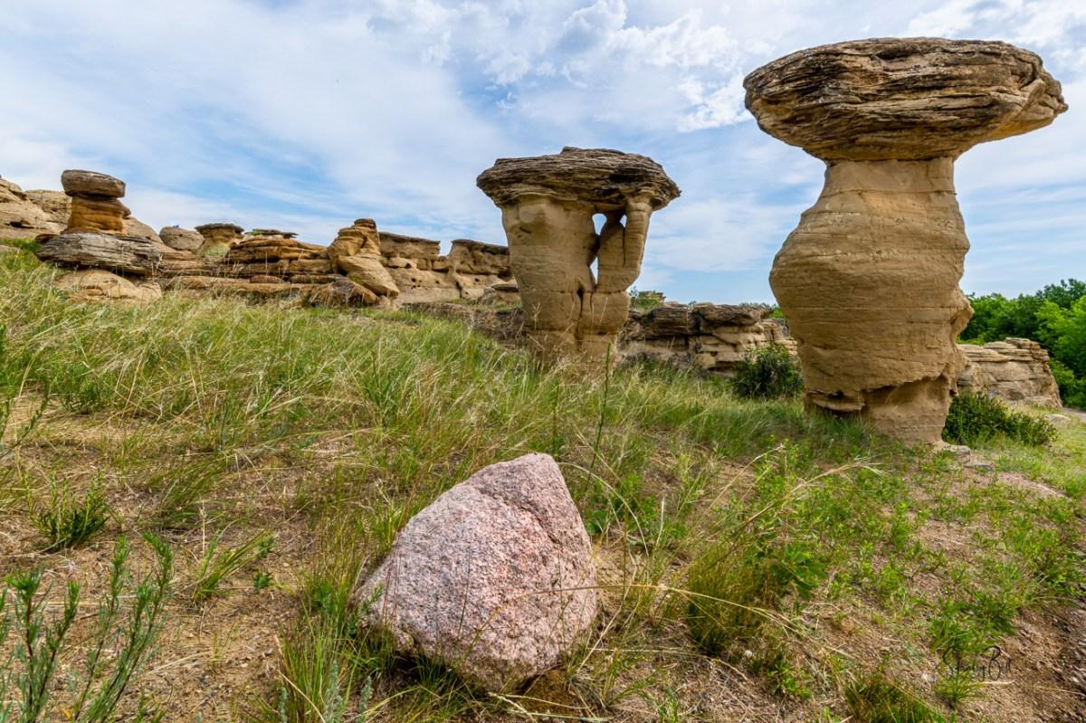Writing on Stone Provincial Park Alberta it's Magic! 3