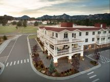 Hotels In Estes Park - Stanley Hotel