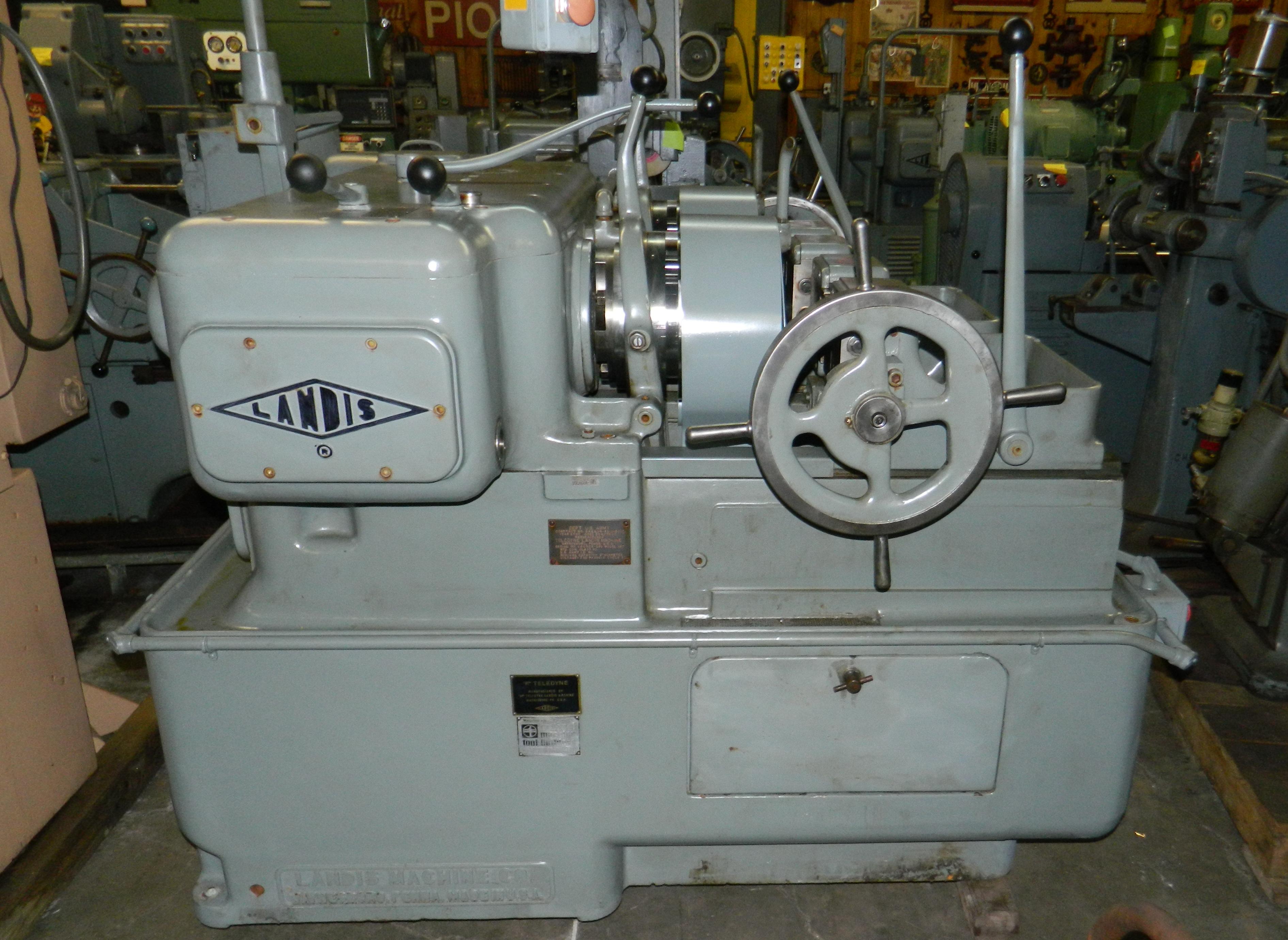 Landis Threading Machine For Sale