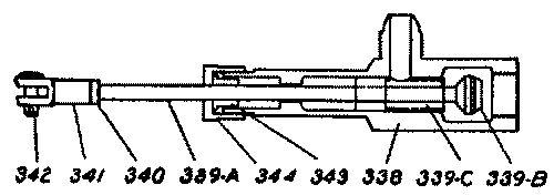 Stanley Steam Car Throttle