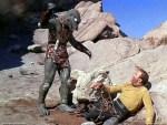 Le Gorn s'apprêtant à occire Kirk