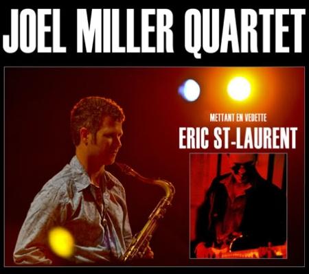 Joel Miller 4tet
