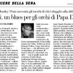 Zombi Blues in Corriere della Sera