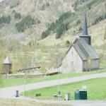 L'église de Bergsdalen