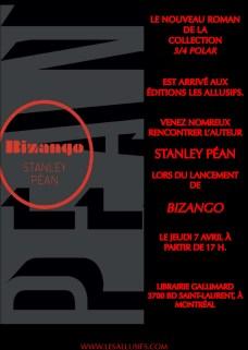 Bizango Lancement MTL