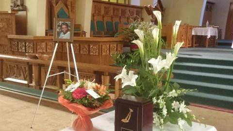Funérailles Steve Péan