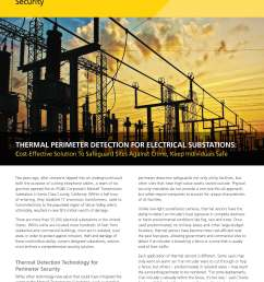thermal perimeter detection for electrical substations [ 2550 x 3300 Pixel ]
