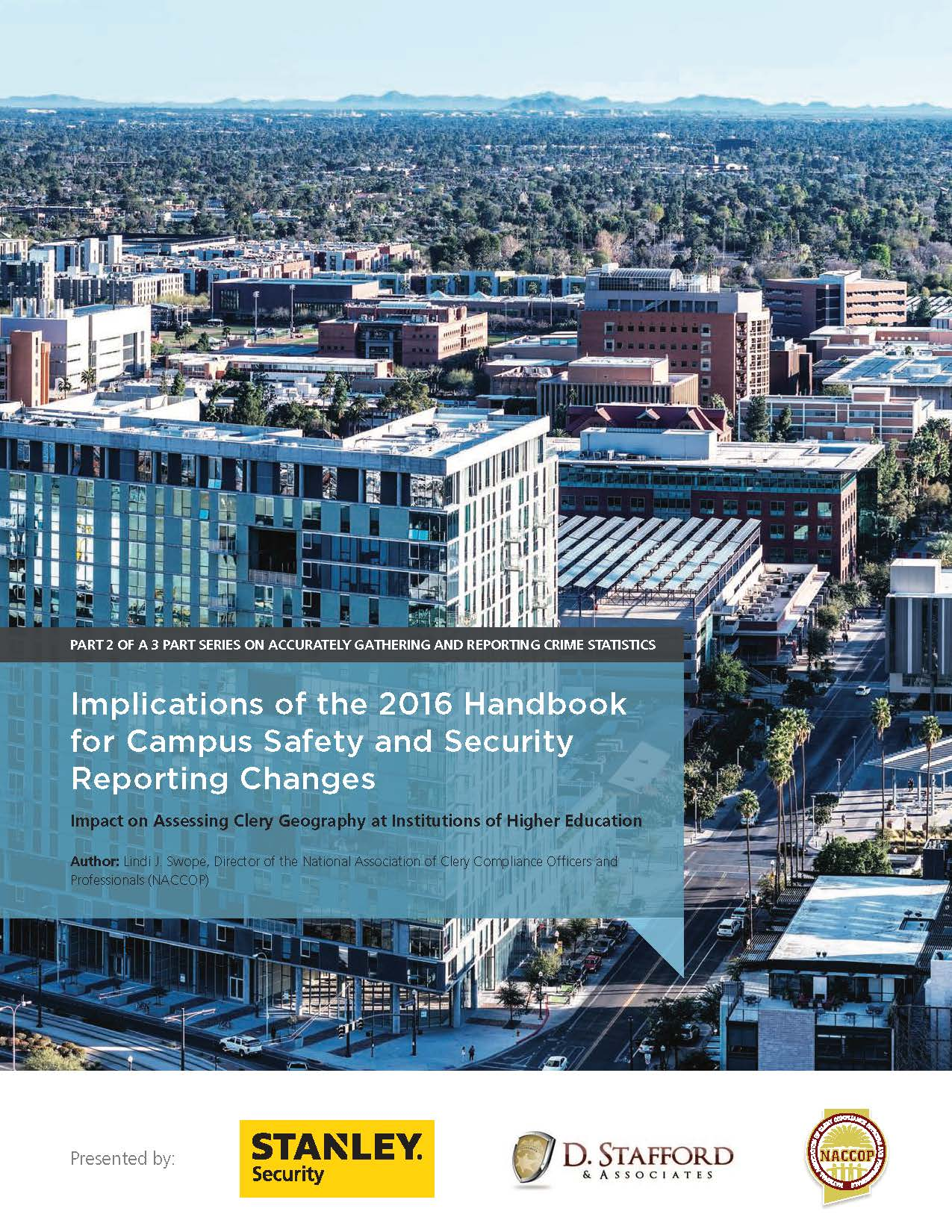 hight resolution of implications of the 2016 handbook for campus safety security reporting changes