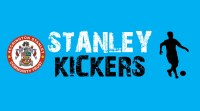 STANLEY KICKERS RETURNS 14TH APRIL