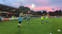 Walking football gathers pace!