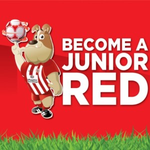 Junior Redz Membership