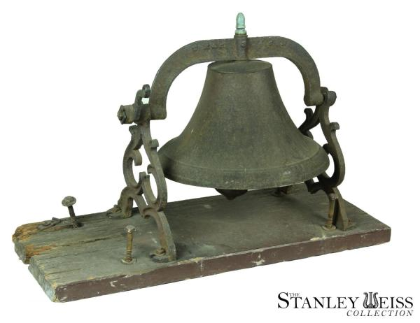 Large Antique Church Bell
