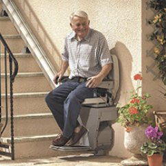 Electric Stair Chair Chivari Rental Stairlifts Free Brochure Discover Our Range Lifts For Outdoor
