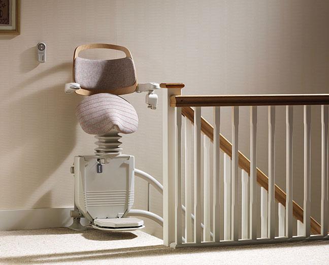 Sadler Standing Stairlift  Standing Chairlift  Stannah