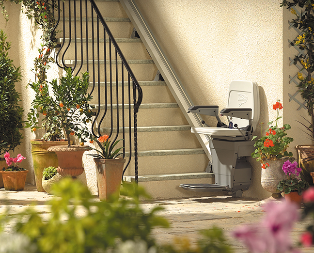 Outdoor Stairlifts  Chairlifts Weather Resistant