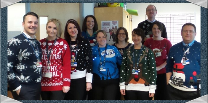 Christmas Jumpers for Charity