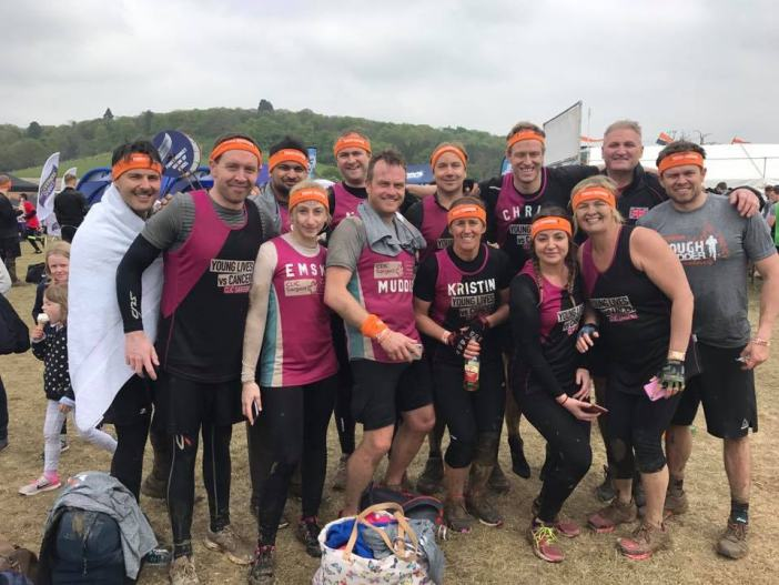 Stansted Tough Mudders
