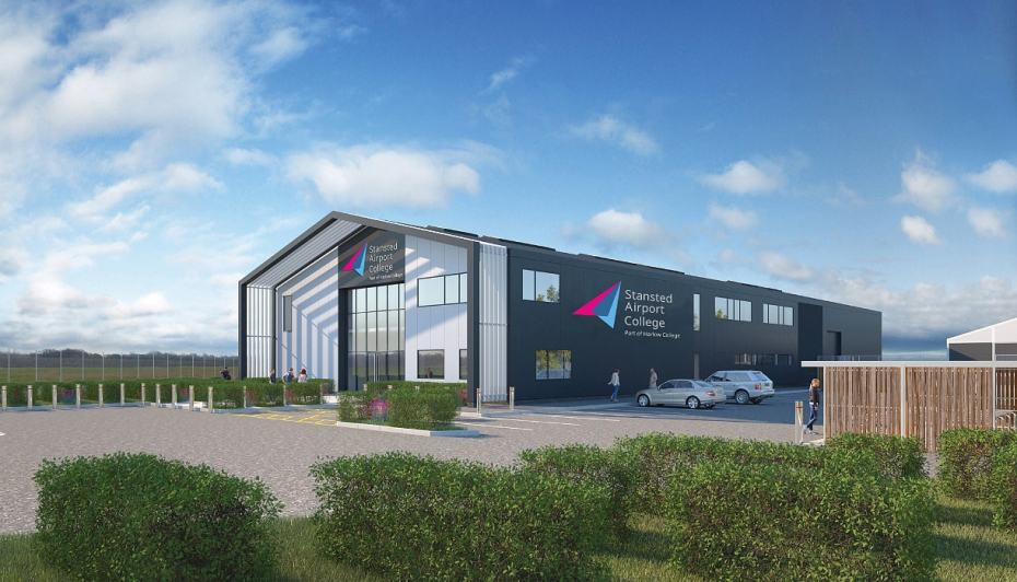 First on-site college at a major UK airport gets the green light