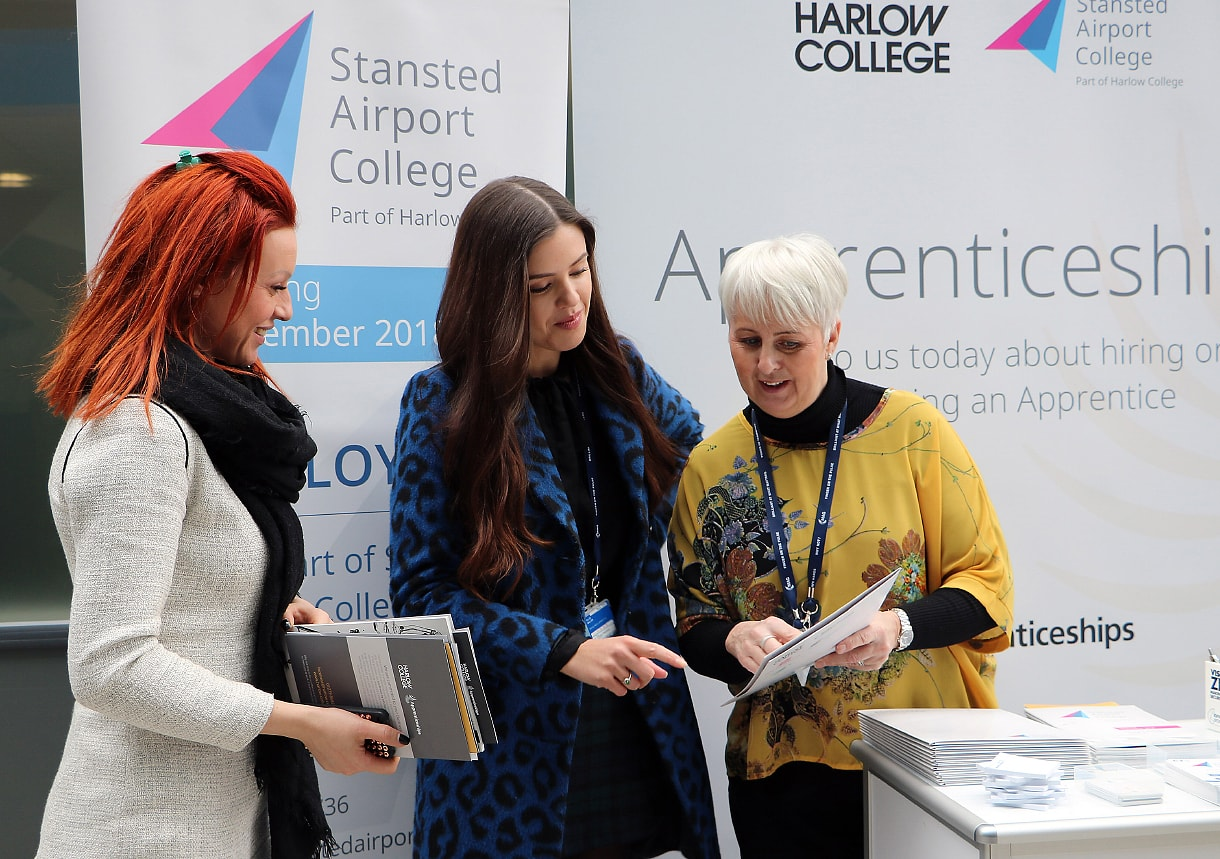 London Stansted celebrates rising stars in Apprenticeship Week