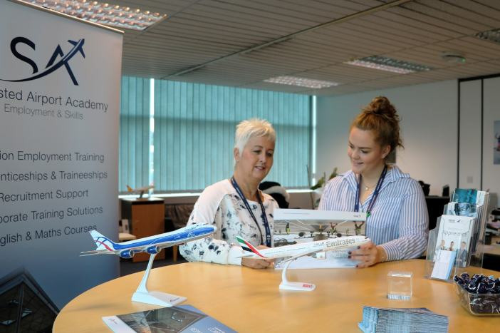 Stansted to offer free English and Maths GCSE equivalent courses for airport staff and jobseekers