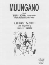 Kaung'a Yachee Sheet Music by Boniface Mganga (SKU: S67