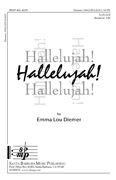 Hallelujah Sheet Music by Emma Lou Diemer (SKU: SBMP402