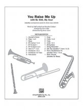 You Raise Me Up (W/Be Still My Soul) Sheet Music by Tom