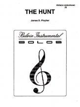 The Hunt Sheet Music by James D Ployhar (SKU: BWI00392