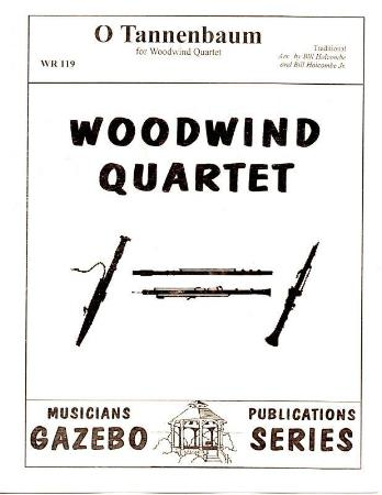 O Tannenbaum Sheet Music by Holcombe/Holcombe (SKU: WR119