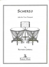 Scherzo Sheet Music by Raynor Carroll (SKU: BT1203