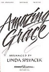 Amazing Grace Sheet Music by Linda Spevacek (SKU: K309